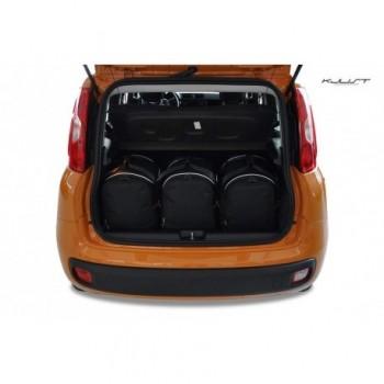 Kit maletas a medida para Fiat Panda 319 (2012 - 2016)