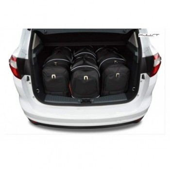 Kit maletas a medida para Ford C-MAX (2010 - 2015)