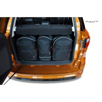 Kit maletas a medida para Ford EcoSport (2017 - actualidad)