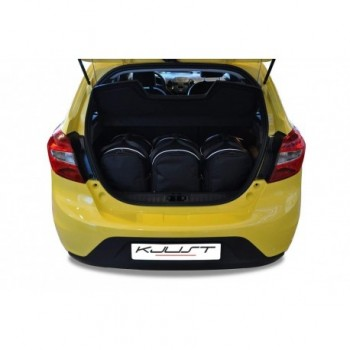 Kit maletas a medida para Ford KA+