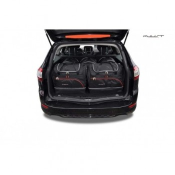 Kit maletas a medida para Ford Mondeo MK4 Familiar (2007 - 2013)