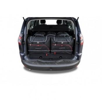 Kit maletas a medida para Ford S-Max 7 plazas (2006 - 2015)