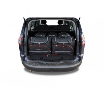 Kit maleteras a medida para Ford S-Max 7 plazas (2006 - 2015)
