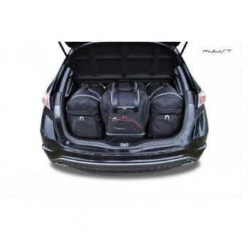 Kit maleteras a medida para Honda Civic 3/5 puertas (2006 - 2012)