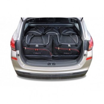Kit maletas a medida para Hyundai i30 Familiar (2017 - actualidad)