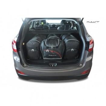 Kit maletas a medida para Hyundai ix35 (2009-2015)