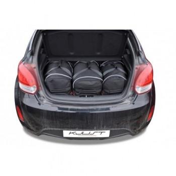 Kit maletas a medida para Hyundai Veloster