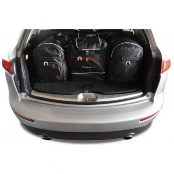 Kit maletas a medida para Infiniti FX FX35 / FX45 (2002 - 2008)