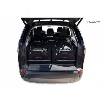 Kit maletas a medida para Land Rover Discovery 5 asientos (2017 - actualidad)
