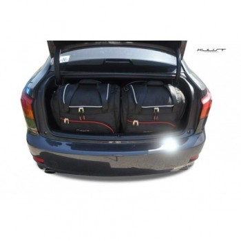 Kit maletas a medida para Lexus IS (2005 - 2013)