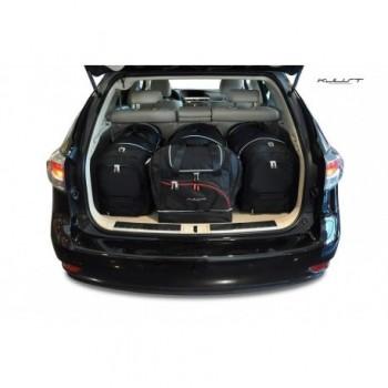 Kit maletas a medida para Lexus RX (2009 - 2016)