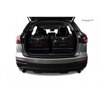Kit maletas a medida para Mazda CX-9