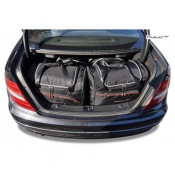 Kit maletas a medida para Mercedes Clase C C204 (2008-2014)