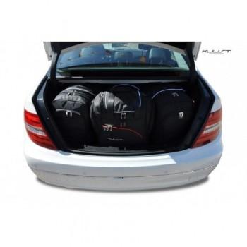 Kit maletas a medida para Mercedes Clase-C W204 Sedan (2007 - 2014)