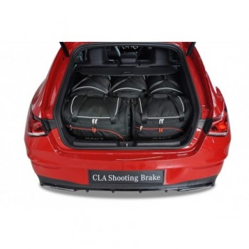 Kit maletas a medida para Mercedes CLA X118 (2019 - actualidad)