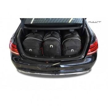 Kit maletas a medida para Mercedes Clase-E C207 Restyling Coupé (2013 - 2017)