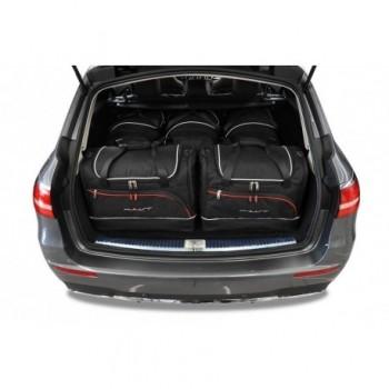 Kit maletas a medida para Mercedes Clase-E S213 familiar (2016 - actualidad)