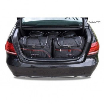Kit maletas a medida para Mercedes Clase-E W212 Restyling Berlina (2013 - 2016)