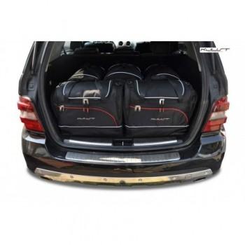 Kit maletas a medida para Mercedes Clase-M W164 (2005 - 2011)