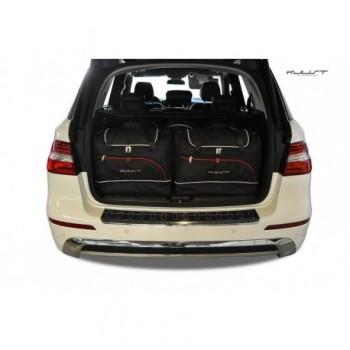 Kit maletas a medida para Mercedes Clase-M W166 (2011 - 2015)