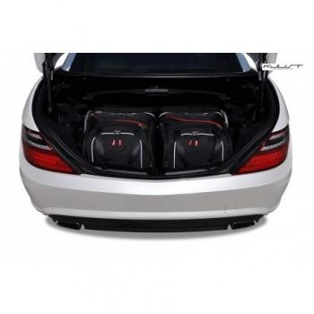 Kit maletas a medida para Mercedes SLK R172 (2011 - actualidad)