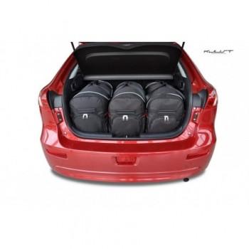 Kit maletas a medida para Mitsubishi Lancer 8, Sportback (2007-2016)