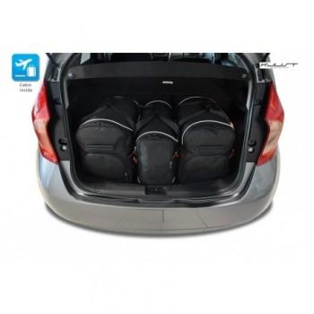 Kit maletas a medida para Nissan Note (2013 - actualidad)