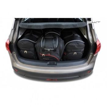 Kit maletas a medida para Nissan Qashqai (2007 - 2010)