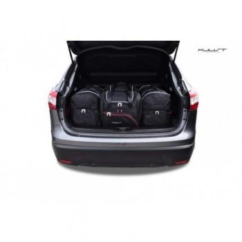 Kit maletas a medida para Nissan Qashqai (2014 - 2017)