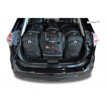 Kit maletas a medida para Nissan X-Trail (2014 - 2017)