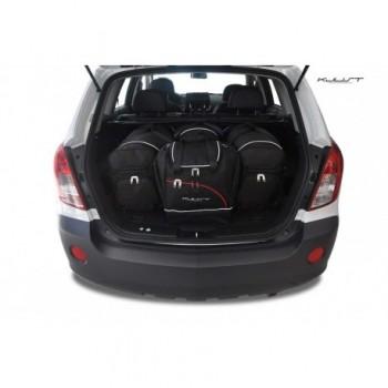 Kit maletas a medida para Opel Antara