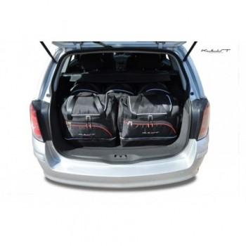 Kit maletas a medida para Opel Astra H Familiar (2004 - 2009)