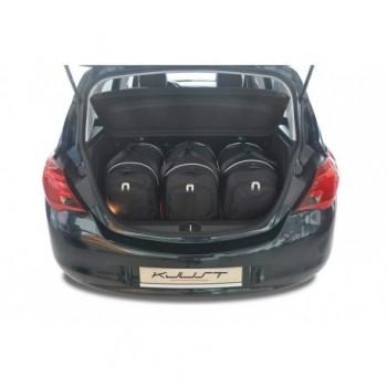 Kit maletas a medida para Opel Corsa E (2014 - 2019)