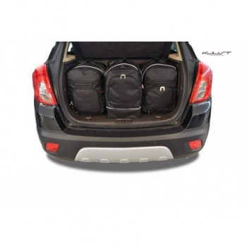 Kit maletas a medida para Opel Mokka (2012 - 2016)