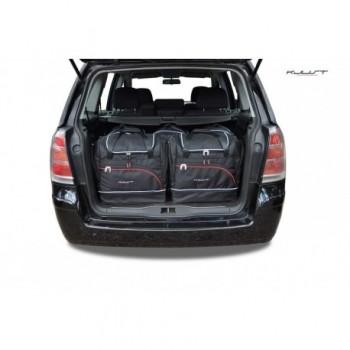 Kit maletas a medida para Opel Zafira B 5 plazas (2005 - 2012)
