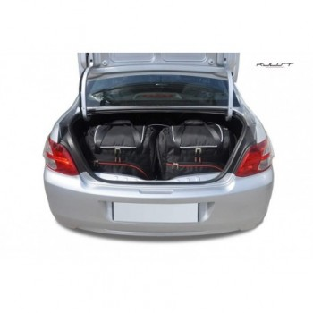 Kit maletas a medida para Peugeot 301, (2012-2016)