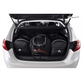 Kit maletas a medida para Peugeot 308 3 o 5 puertas (2007 - 2013)