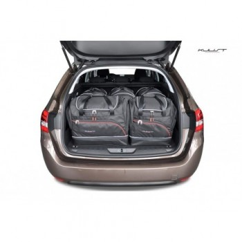Kit maletas a medida para Peugeot 308 Ranchera (2013 - actualidad)