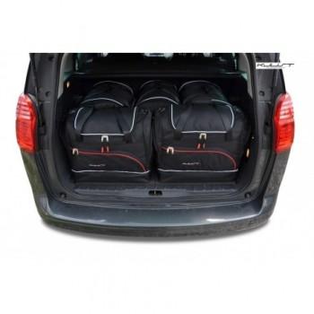 Kit maletas a medida para Peugeot 5008 5 plazas (2009 - 2017)