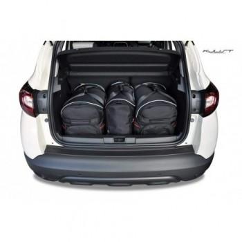 Kit maletas a medida para Renault Captur Restyling (2017 - actualidad)