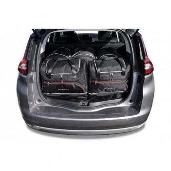 Kit maletas a medida para Renault Grand Scenic (2016-actualidad)