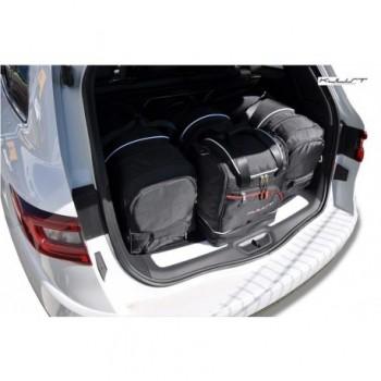Kit maletas a medida para Renault Koleos (2017 - actualidad)
