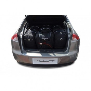 Kit maletas a medida para Renault Laguna 5 puertas (2008 - 2015)