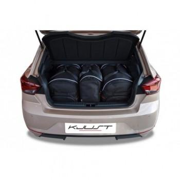 Kit maletas a medida para Seat Ibiza 6F (2017 - actualidad)