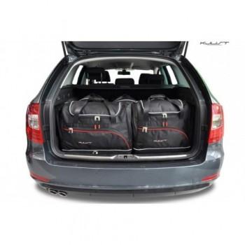 Kit maletas a medida para Skoda Superb Familiar (2008 - 2015)