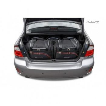 Kit maletas a medida para Subaru Legacy Berlina (2003 - 2009)