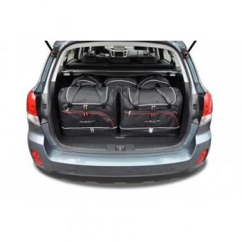 Kit maletas a medida para Subaru Outback (2009 - 2015)
