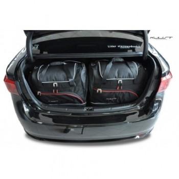 Kit maletas a medida para Toyota Avensis Sédan (2009 - 2012)