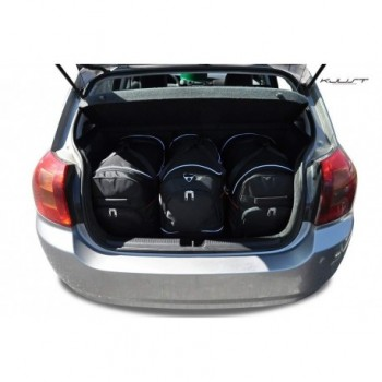 Kit maletas a medida para Toyota Corolla (2002 - 2004)