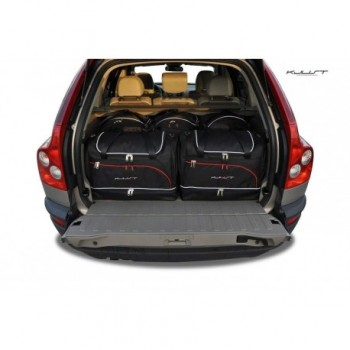 Kit maletas a medida para Volvo XC90 5 plazas (2002 - 2015)